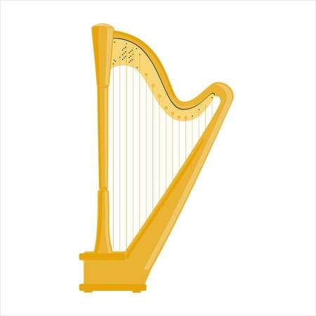1,092 Irish Harp Stock Vector Illustration And Royalty Free Irish.