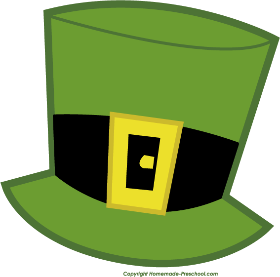 Leprechaun Hat Clipart & Look At Clip Art Images.