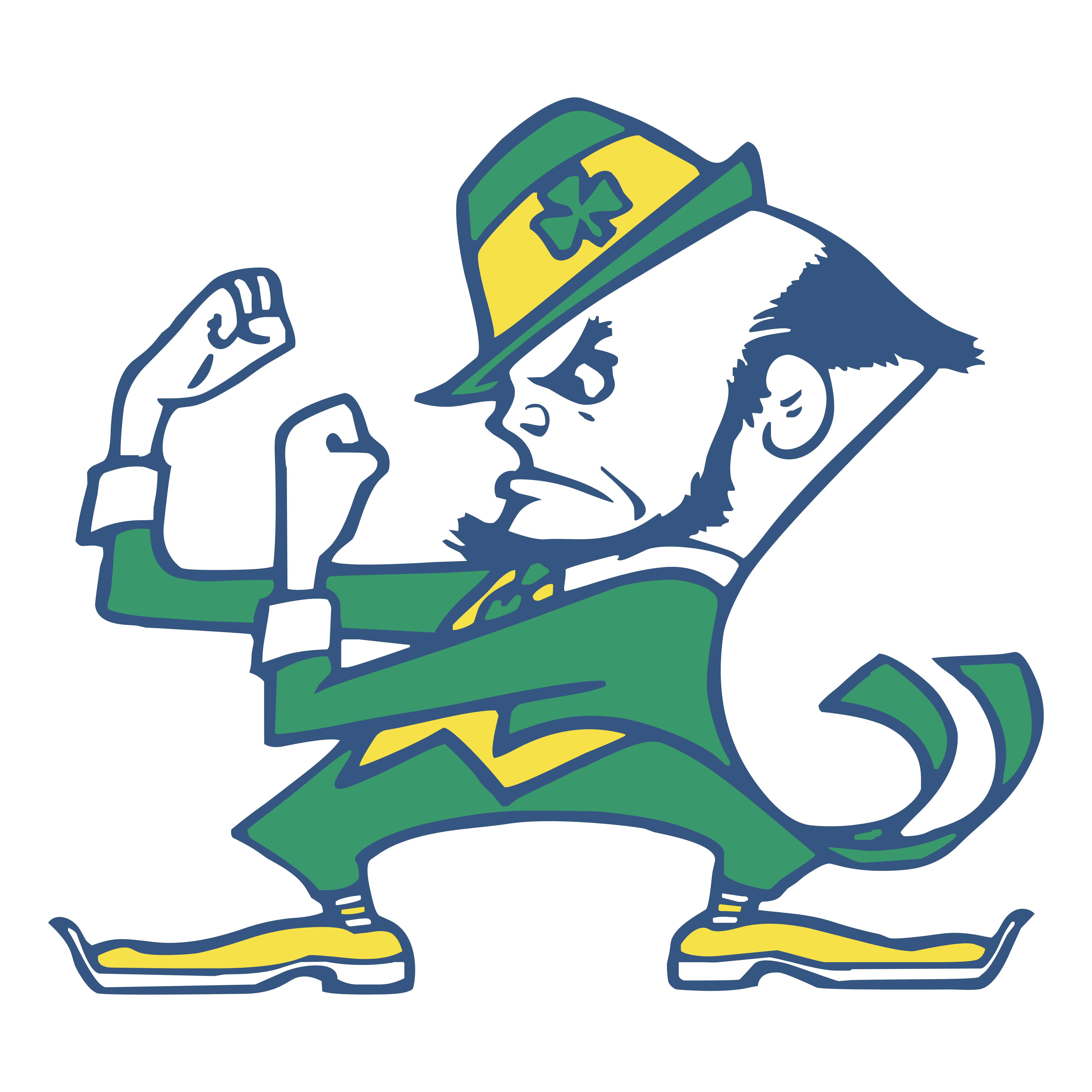 Notre Dame Fighting Irish.