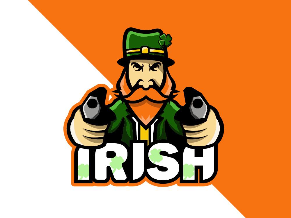 Irish Logo by Matthew Fawcett on Dribbble.
