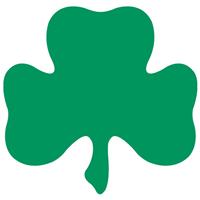 SHAMROCK IRISH Logo Vector (.EPS) Free Download.