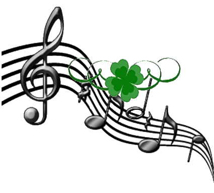 Irish Music Clipart No Background.