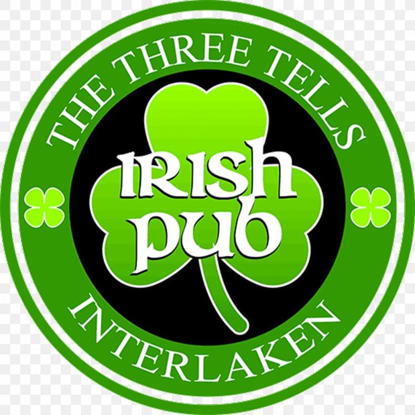 The 3 Tells Irish Pub Beer Logo, PNG, 1024x1024px, Beer.