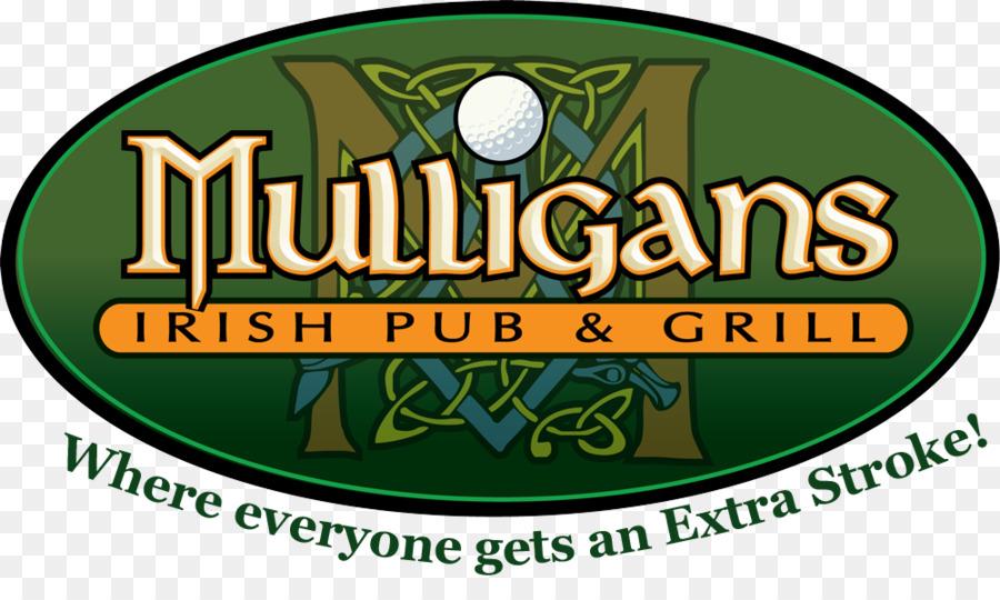 Mulligans Irish Pub & Grill Restaurant Logo.