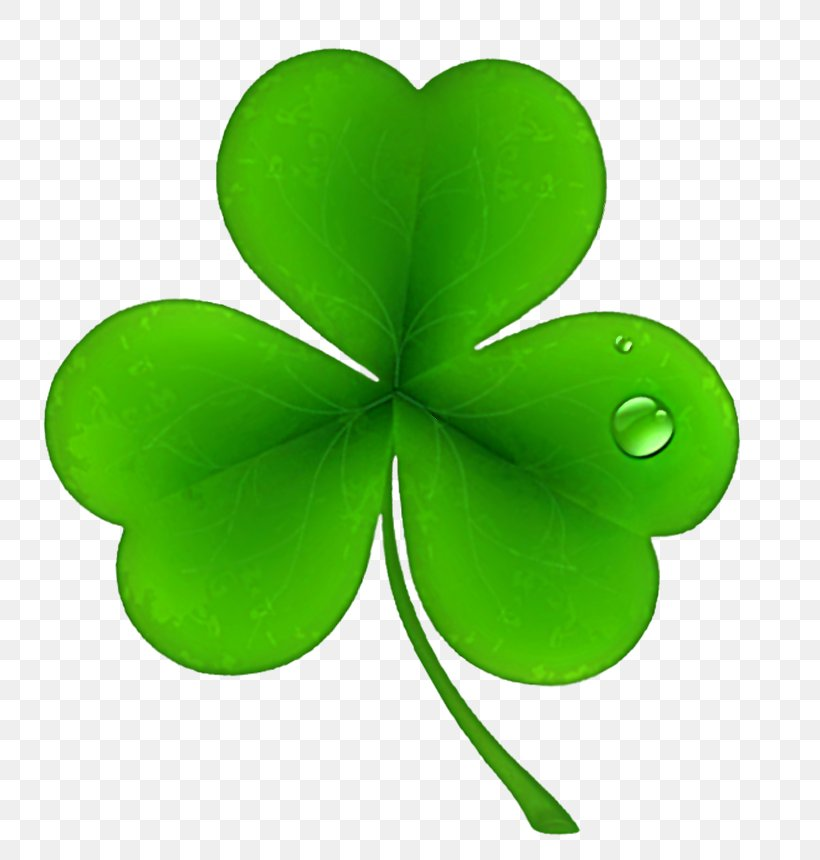 Ireland Shamrock Saint Patrick\'s Day Irish People Clip Art.
