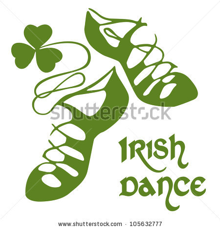 Irish Symbols Clipart.