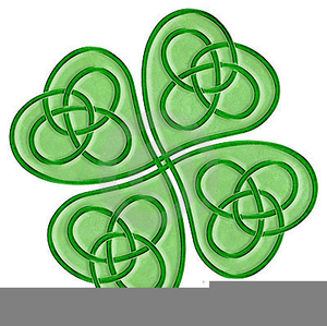 Celtic Wedding Knot Clipart.