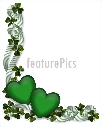 Irish Wedding Clipart.