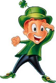 Lucky Charms Cereal\'s Favorite Irishman.