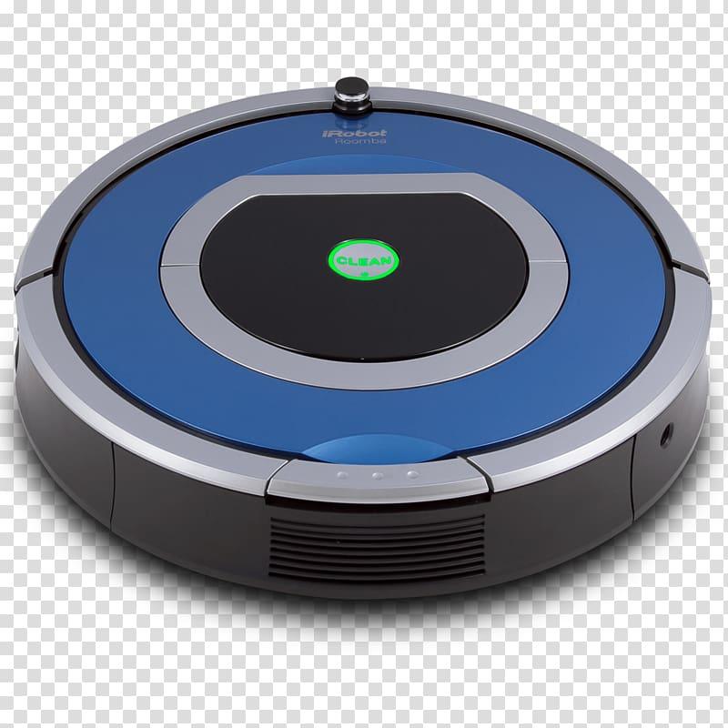 Roomba Robotic vacuum cleaner iRobot, robot transparent.