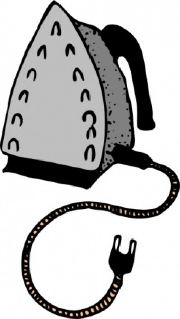 Clipart Iron.