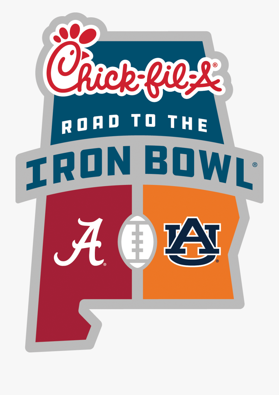 Chick Fil A Iron Bowl Cup , Free Transparent Clipart.