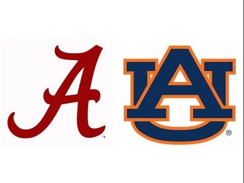 2015 Iron Bowl, #2 Alabama at Auburn (Highlights).