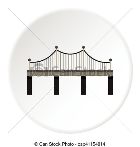 Iron bridge Vector Clipart EPS Images. 132 Iron bridge clip art.