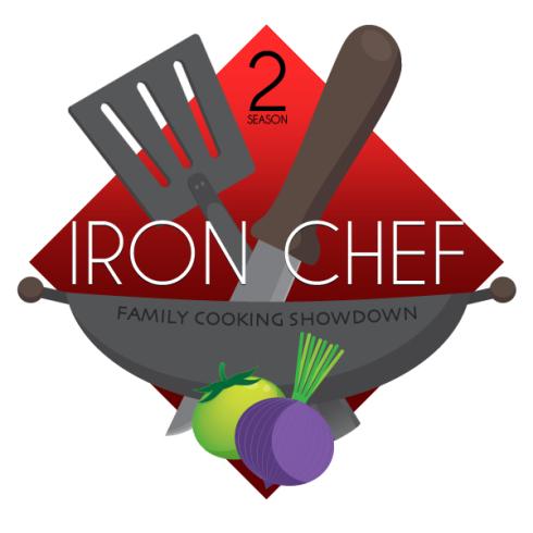 Iron chef Logos.
