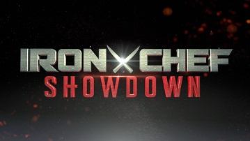Iron Chef Showdown.