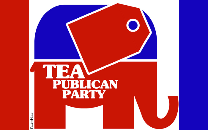 Utah Tea Party continues to hold sway over Iron County Republicans.