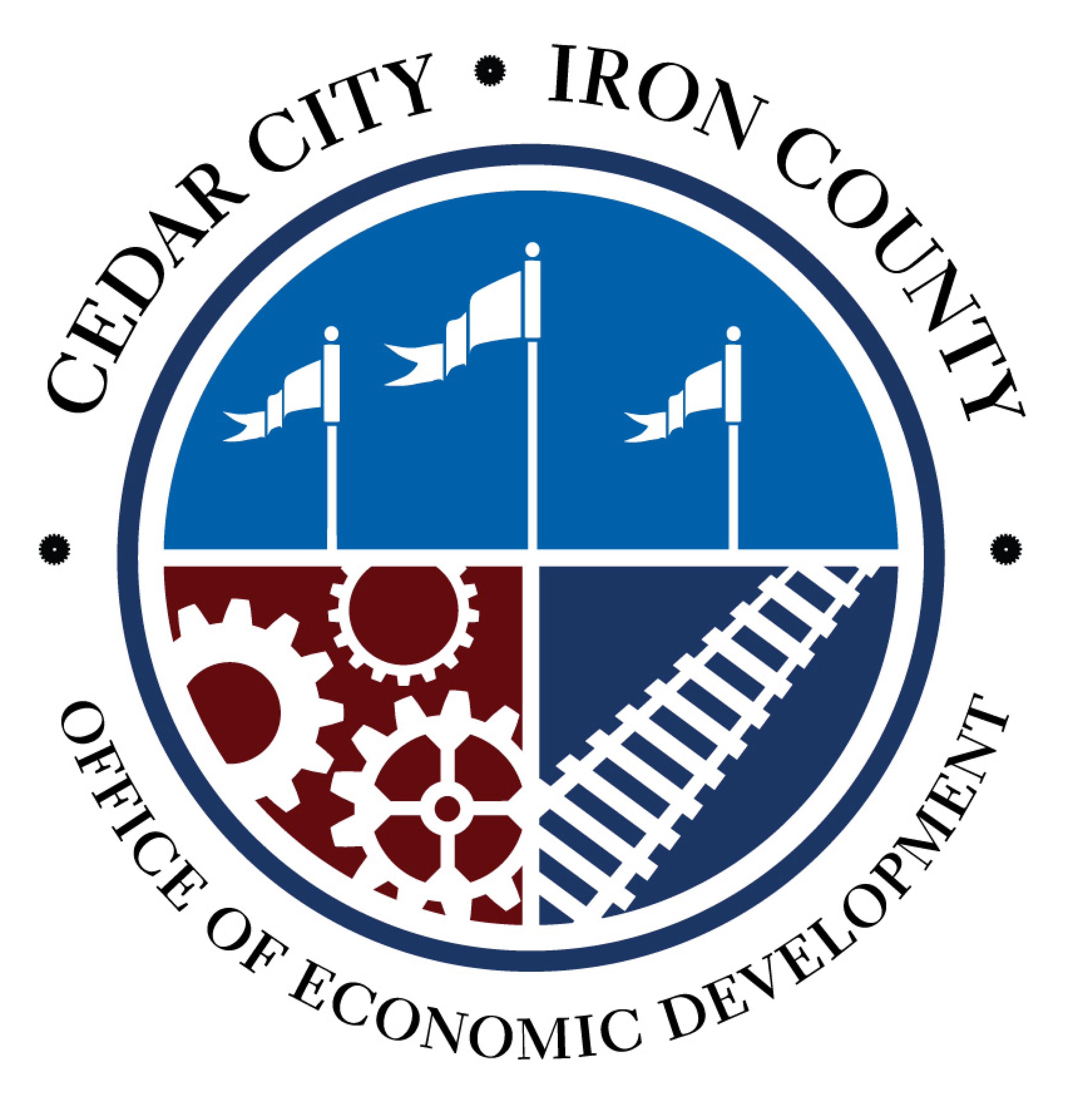 Cedar City * Iron County Utah Office of Economic Development.