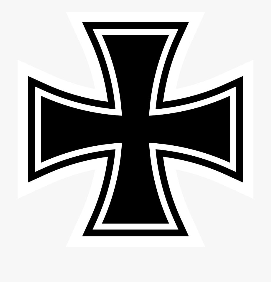 Iron Cross Clipart.