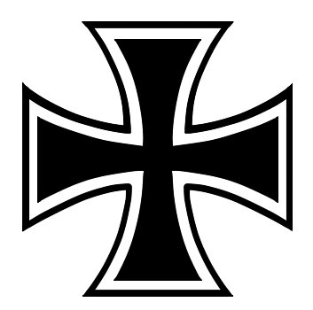 Free Iron Cross Vector, Download Free Clip Art, Free Clip.