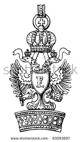 The Imperial Order Of The Iron Crown (Austro.