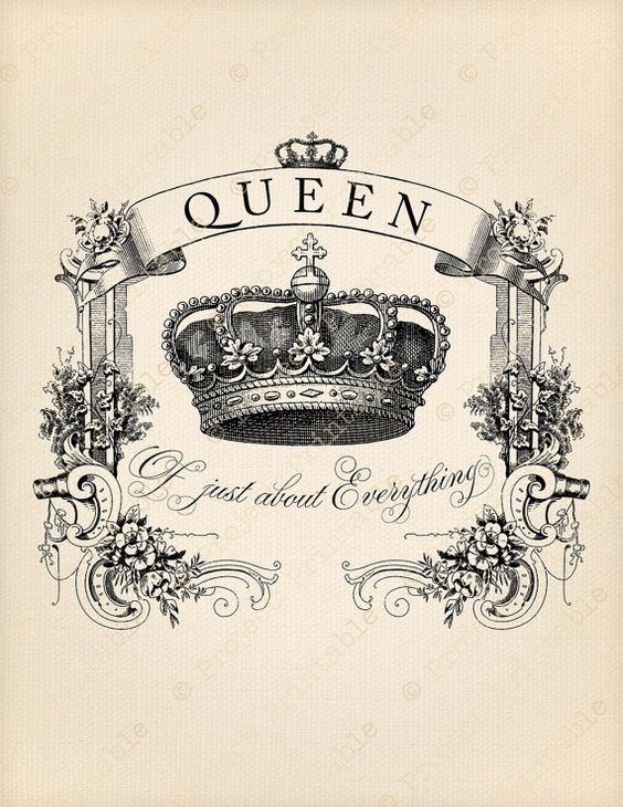 QUEEN of Just About Everything quote.