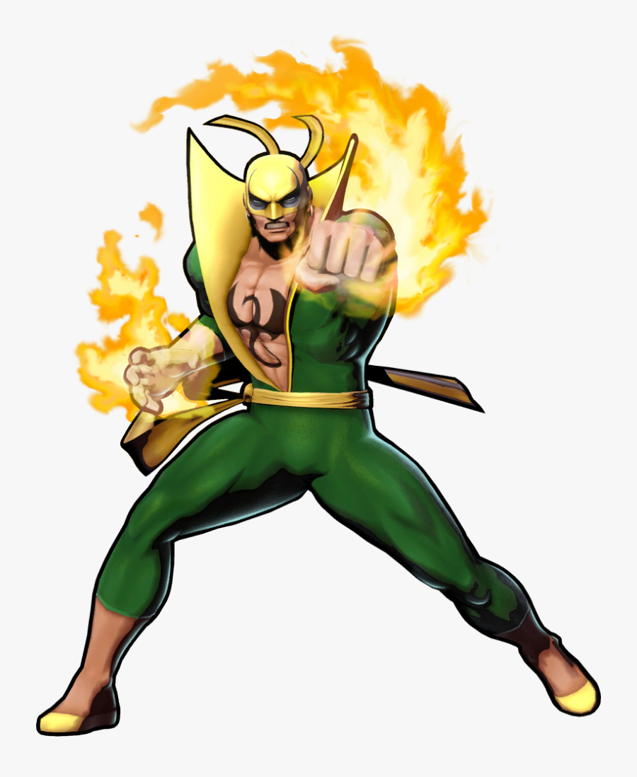 Iron Fist Png.