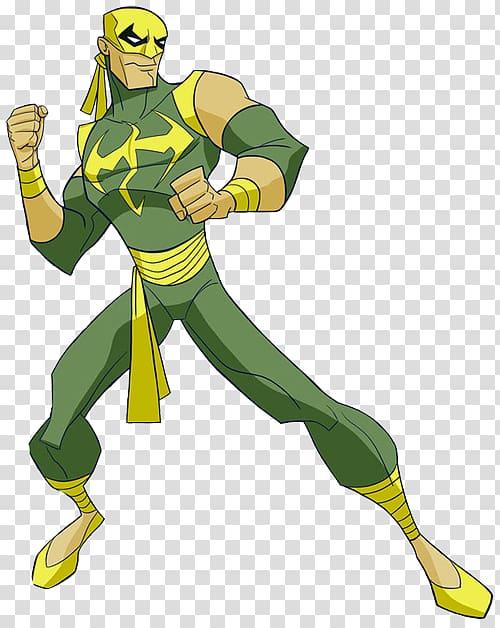 Iron Fist Iron Man Luke Cage Drawing Superhero, ironman.