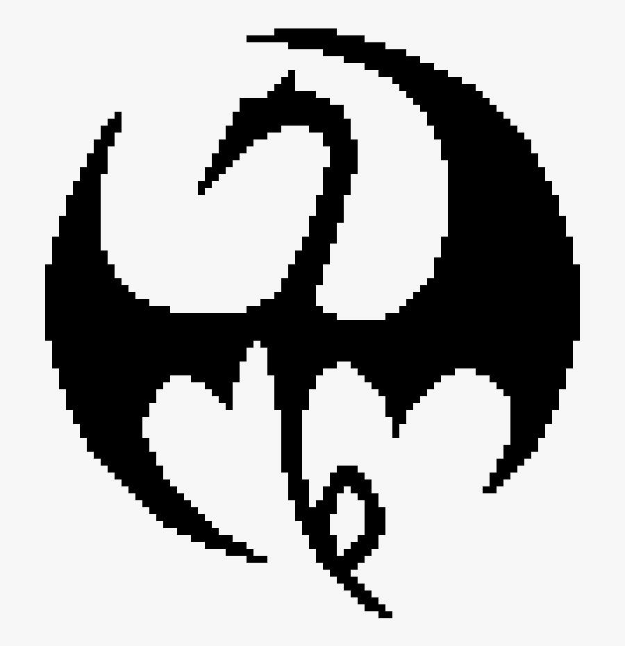 Iron Fist Logo Png.