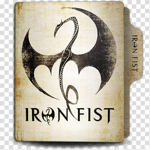 Iron Fist Folder Icon, Iron Fist () transparent background.