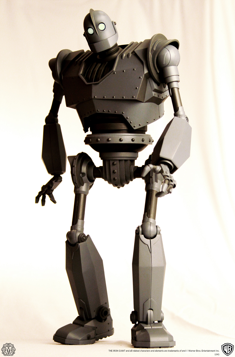 Mondo Toys Begins with Releases for The Iron Giant and