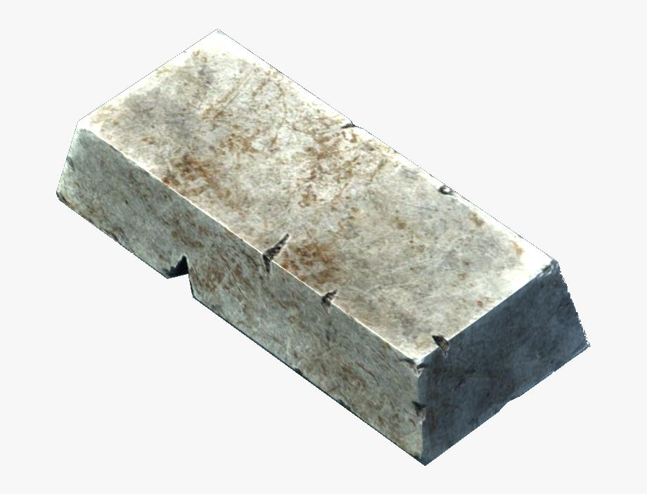 Steel Clipart Iron Ingot.