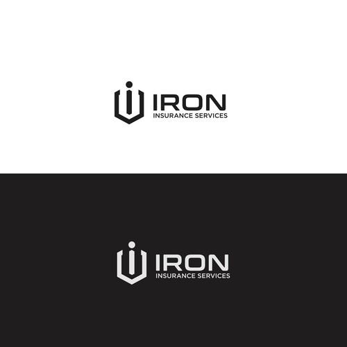 Iron Logo.