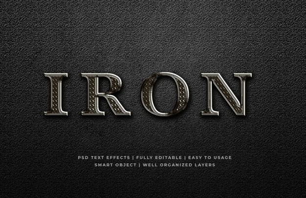 Iron Vectors, Photos and PSD files.