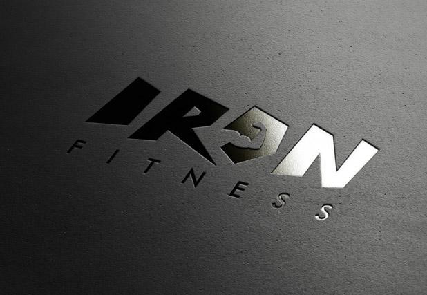 Iron Fitness.