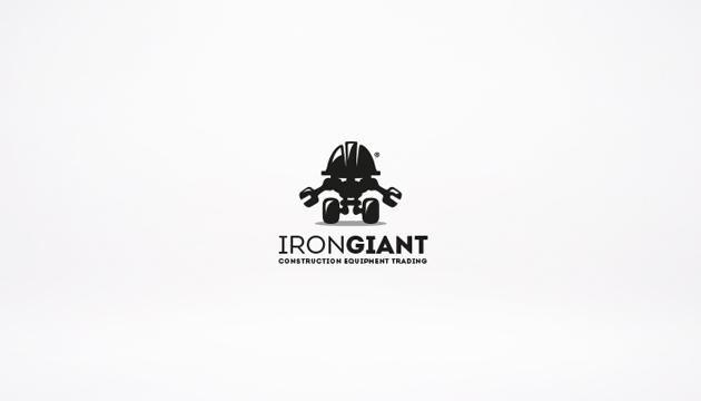 Iron Giant logo.