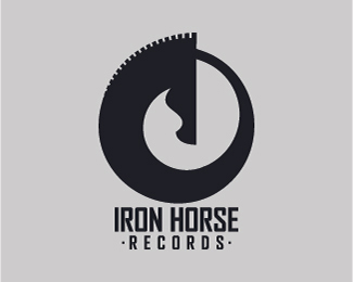 Iron Horse records Designed by Souln.