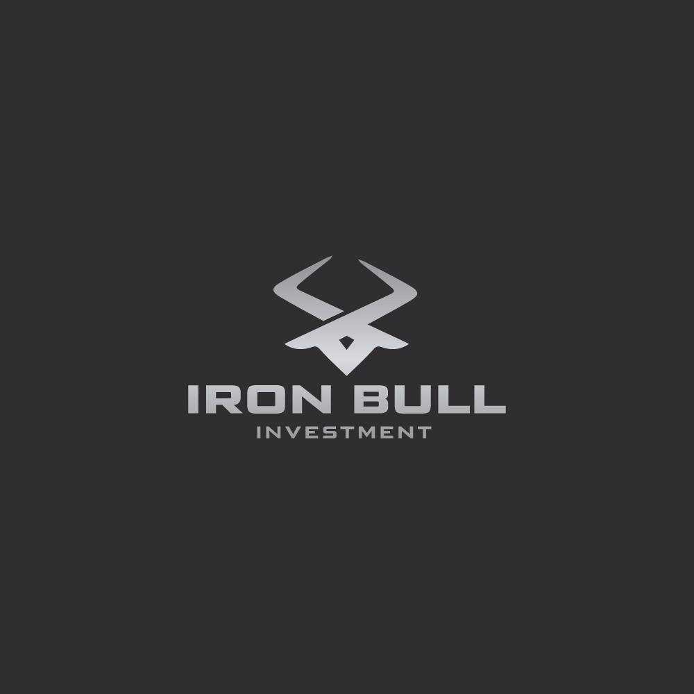 Elegant, Playful Logo Design for IRON BULL INVESTMENT by.