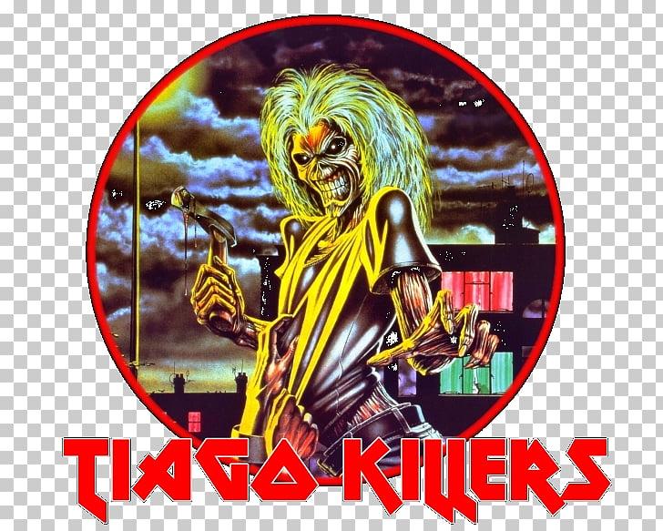 Iron Maiden Killers Eddie Heavy metal Somewhere in Time.