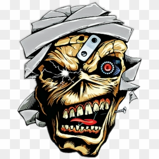 Free Iron Maiden Logo Png Transparent Images.