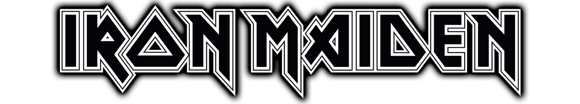 Iron maiden Logos.
