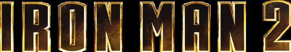 Iron man 2 logo png 4 » PNG Image.