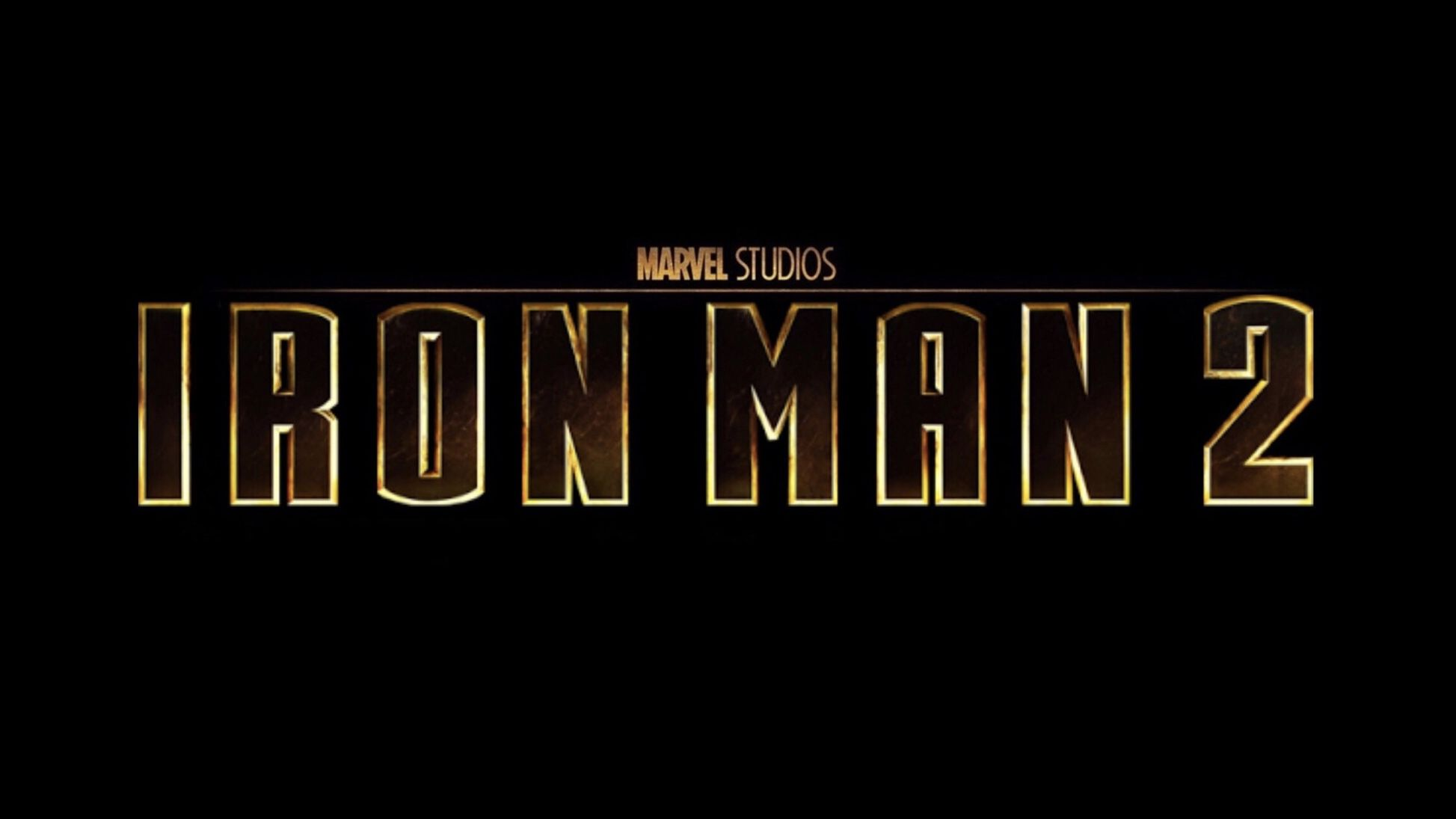 Iron Man 2 Logo.