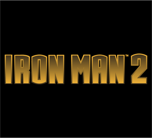 Iron Man 2 Logo Vector (.AI) Free Download.