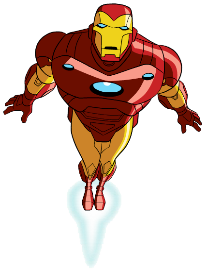 Iron Man Images.