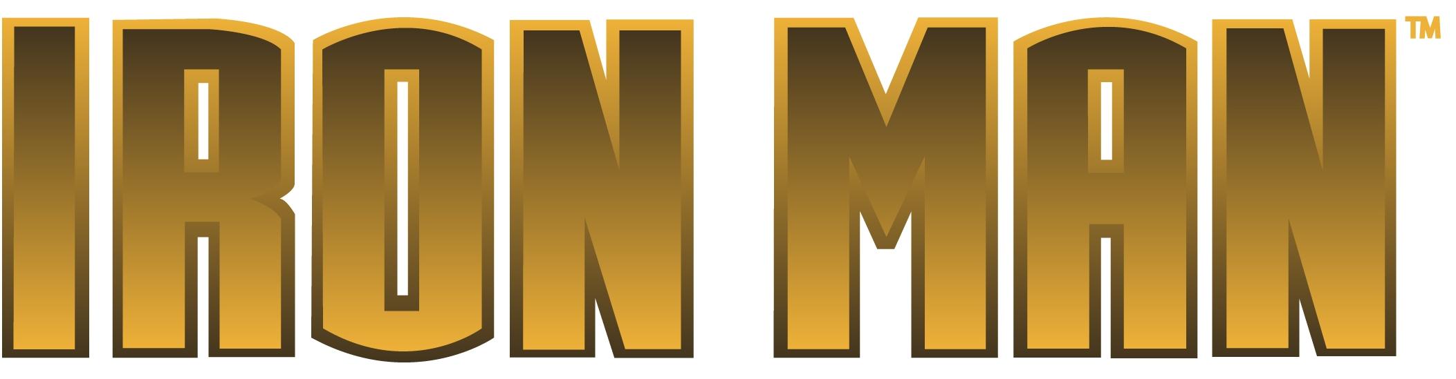 Iron man 3 Logos.