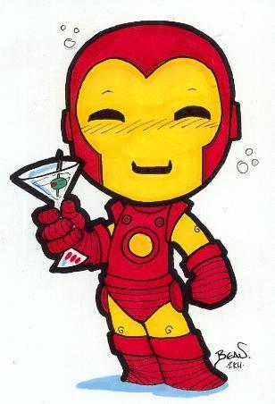 25+ best ideas about Iron Man Cartoon on Pinterest.