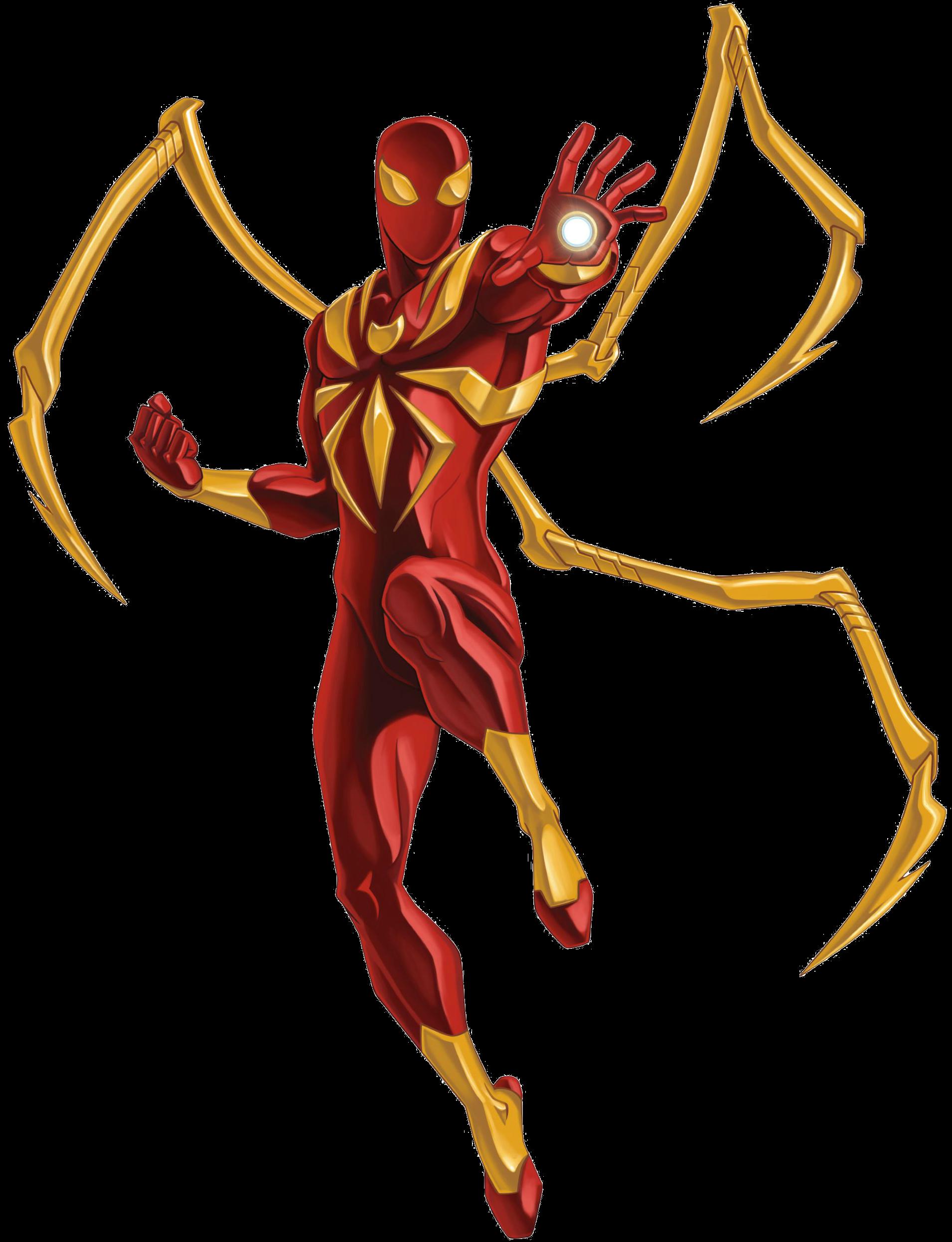Iron Spider Armor.