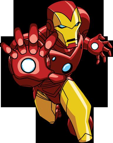 Iron Man (EMH).