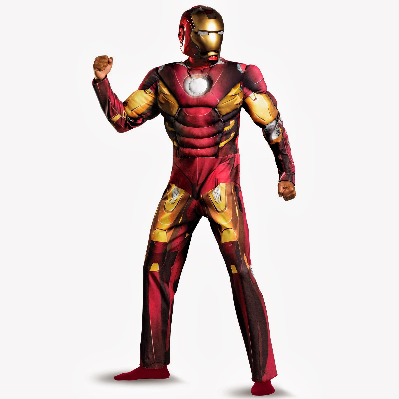 Iron man clipart 2.